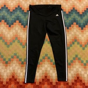 NWOT Adidas Climalite Leggings XL